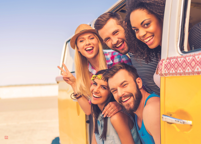 How to make travelling more interesting
