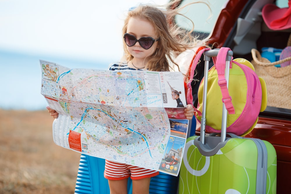 Some Tips To Travel With Kids
